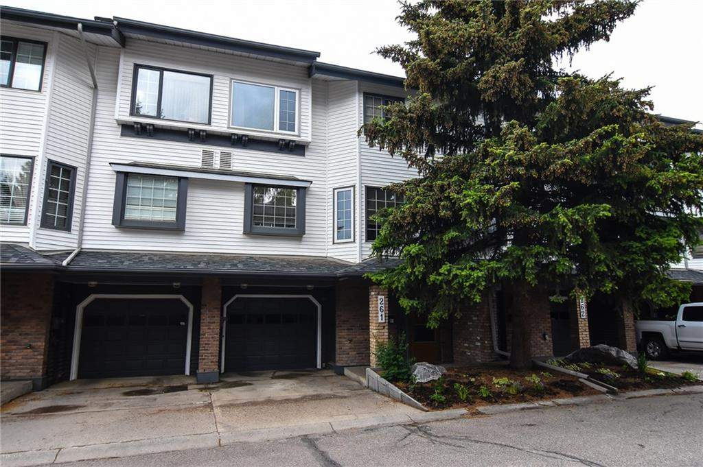 MLS® #C4190722 - #261 4037 42 ST Nw in Varsity Calgary, Attached Open Houses