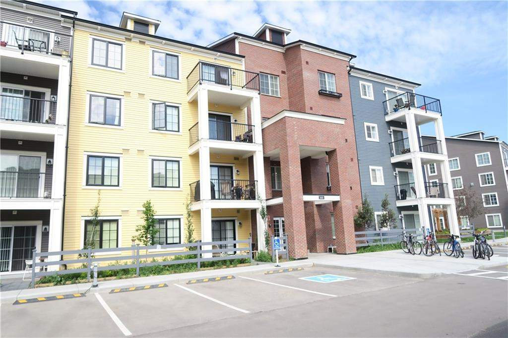 MLS® #C4191167 - #3318 99 Coppestone Pa Se in Copperfield Calgary, Apartment Open Houses