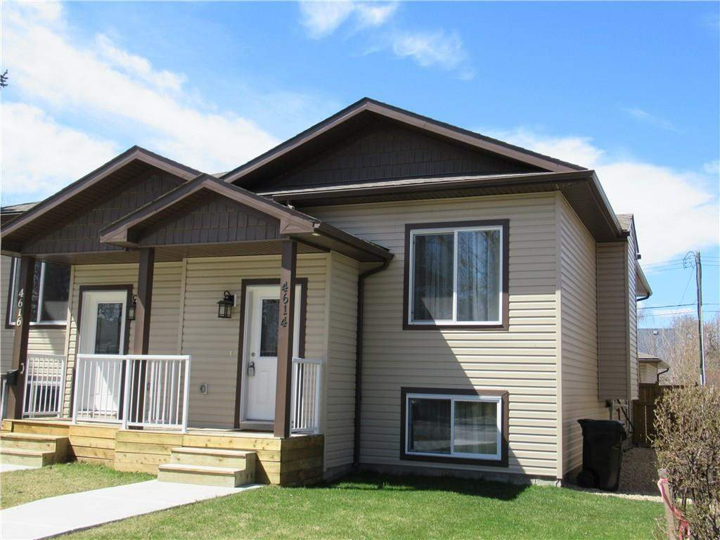 MLS® #C4191208 - 4614 47 Av in None Olds, Attached Open Houses
