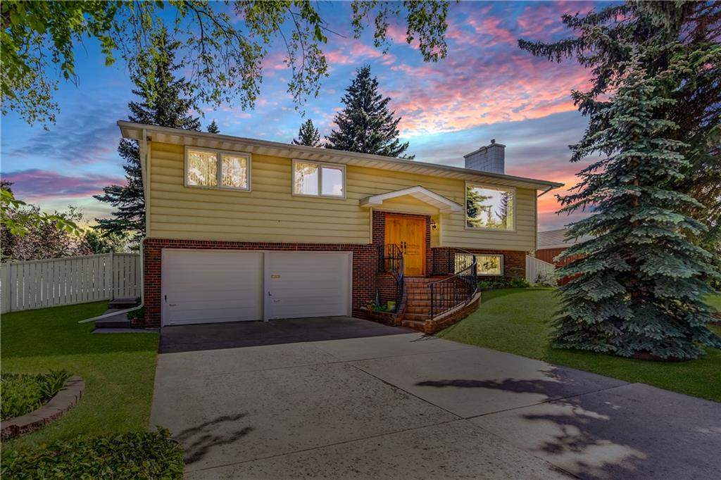 MLS® #C4191259 - 2403 Uxbridge DR Nw in University Heights Calgary, Detached Open Houses