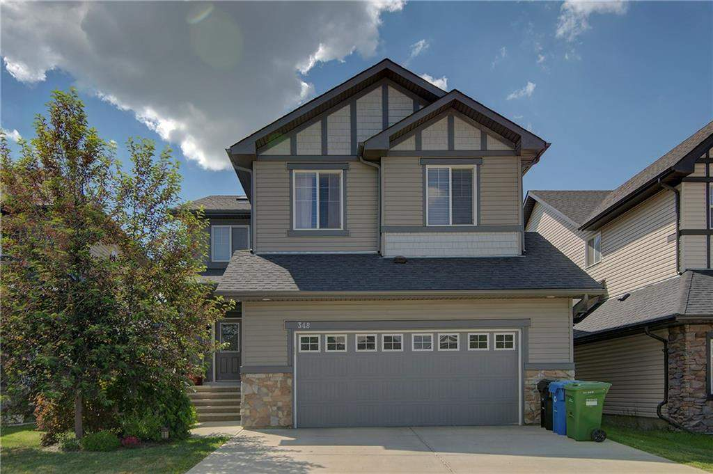 MLS® #C4191574 - 348 Silverado Bv Sw in Silverado Calgary, Detached Open Houses