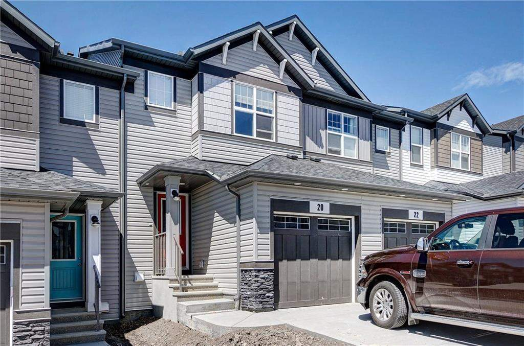 MLS® #C4191616 - 20 Heritage Vista in Heritage Hills Cochrane, Attached Open Houses