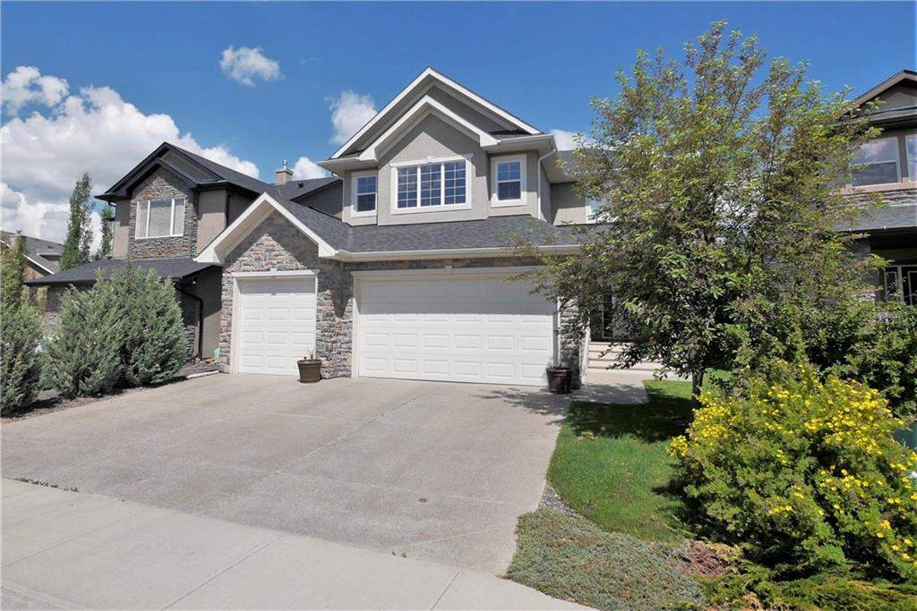 MLS® #C4191864 - 161 Crystal Shores Dr in Crystal Shores Okotoks, Detached Open Houses