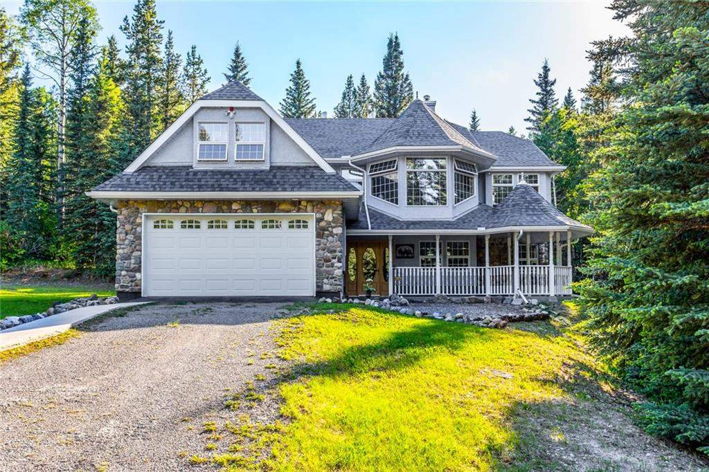 MLS® #C4191994 - 54101 Twp RD 232 in None Rural Rocky View County, Detached Open Houses