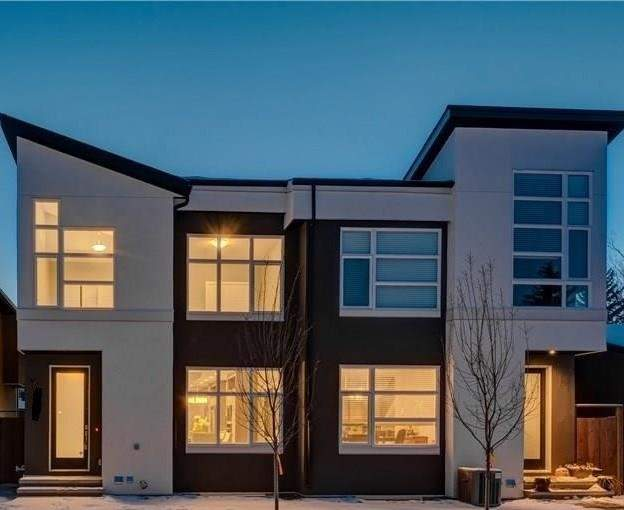 MLS® #C4192210 - 525 35 ST Nw in Parkdale Calgary, Attached Open Houses