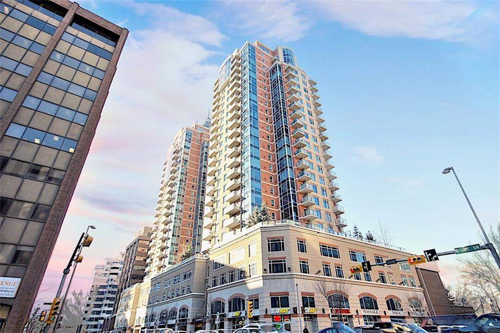 MLS® #C4192548 - #2605 910 5 AV Sw in Downtown West End Calgary, Apartment Open Houses