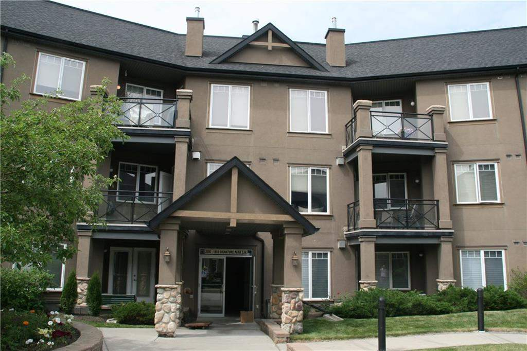 MLS® #C4192550 - #2209 1888 Signature Pa Sw in Signal Hill Calgary, Apartment Open Houses