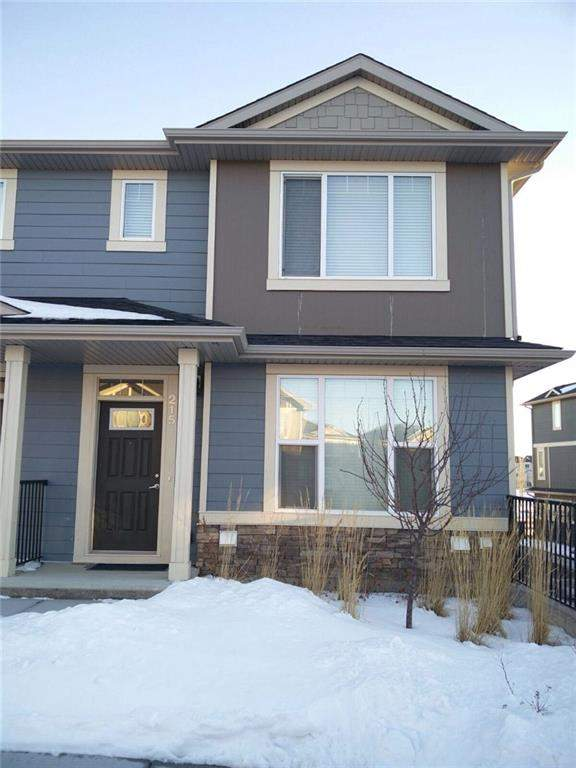 MLS® #C4192652 - 215 Panatella Wk Nw in Panorama Hills Calgary, Attached Open Houses