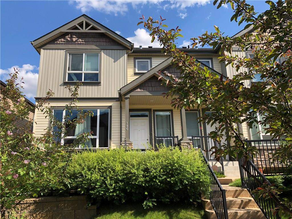 MLS® #C4192653 - 186 Kincora He Nw in Kincora Calgary, Attached Open Houses