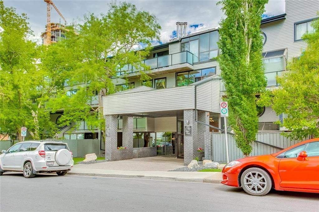 MLS® #C4193174 - #102 1732 9a ST Sw in Lower Mount Royal Calgary, Apartment Open Houses