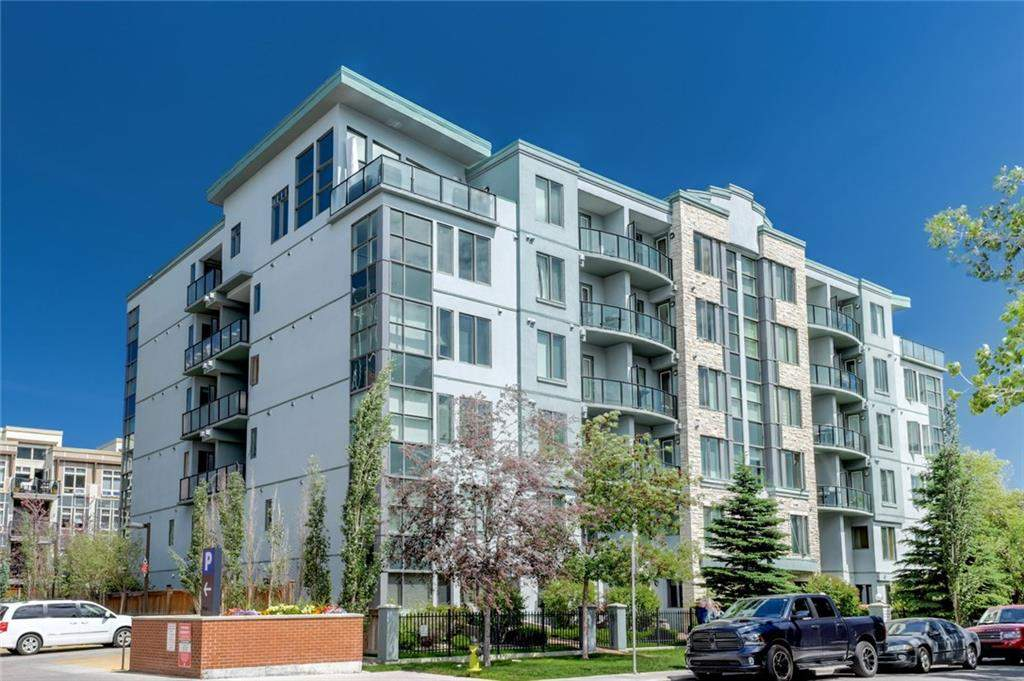 MLS® #C4193315 - #310 328 21 AV Sw in Mission Calgary, Apartment Open Houses