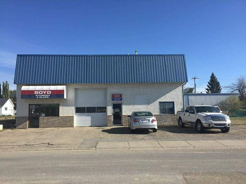 MLS® #C4193366 - 4609 49 Av in None Olds, Commercial Open Houses