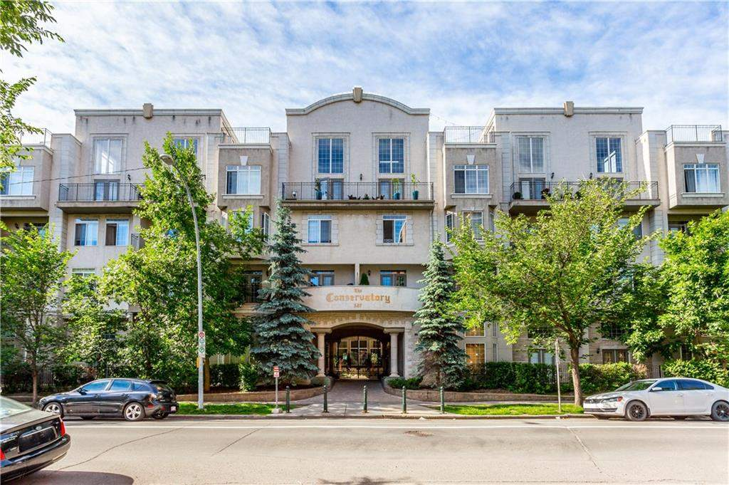 MLS® #C4193378 - #225 527 15 AV Sw in Beltline Calgary, Apartment Open Houses