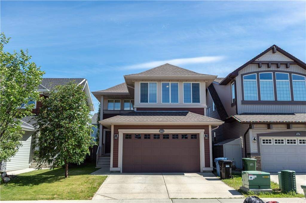 MLS® #C4193478 - 882 Auburn Bay Bv Se in Auburn Bay Calgary, Detached Open Houses