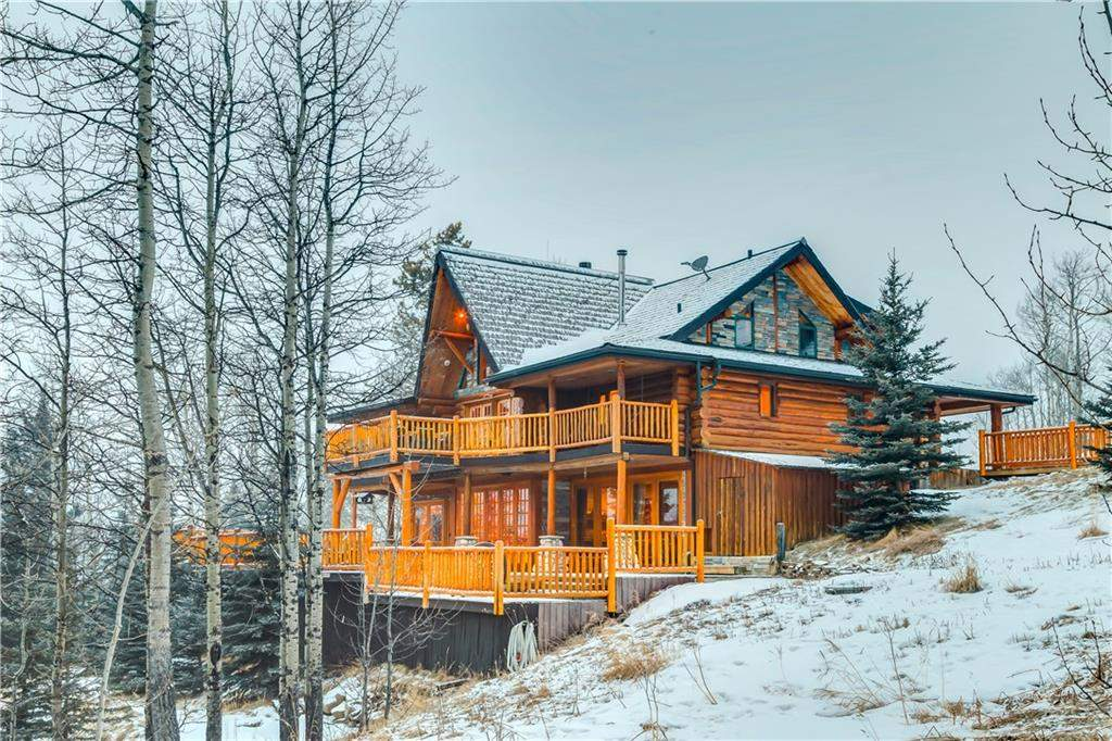 MLS® #C4193598 - 74196 Forestry Trunk Rd in None Rural Bighorn M.D., Detached Open Houses