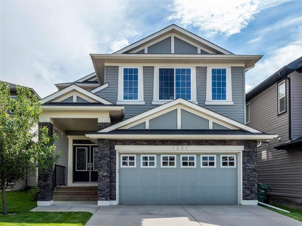 MLS® #C4193602 - 1321 Prairie Springs Pa Sw in Prairie Springs Airdrie, Detached Open Houses