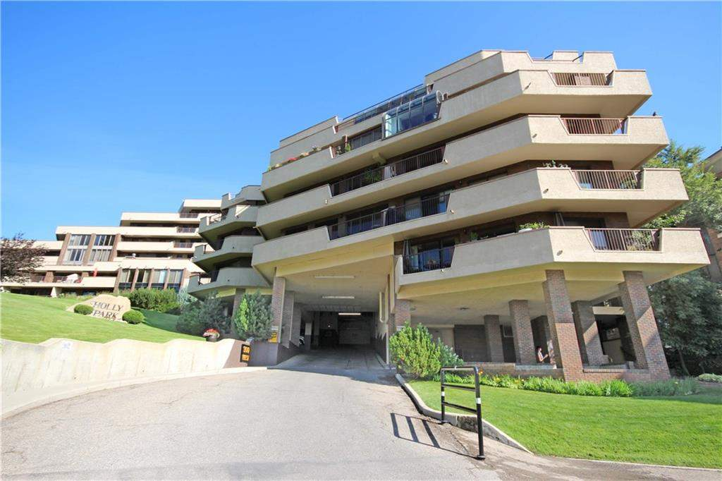 MLS® #C4193780 - #701 300 Meredith RD Ne in Crescent Heights Calgary, Apartment Open Houses