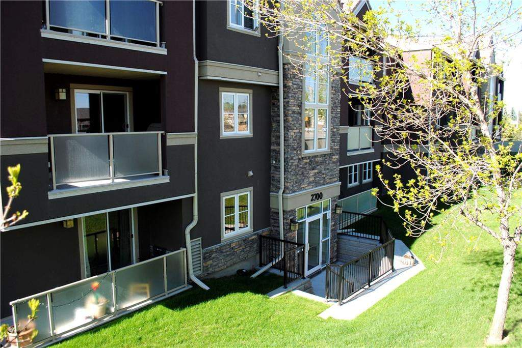 MLS® #C4193871 - 2723 Edenwold Ht Nw in Edgemont Calgary, Apartment Open Houses