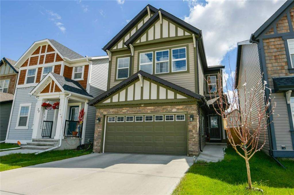 MLS® #C4193956 - 16 Skyview Point CR Ne in Skyview Ranch Calgary, Detached Open Houses