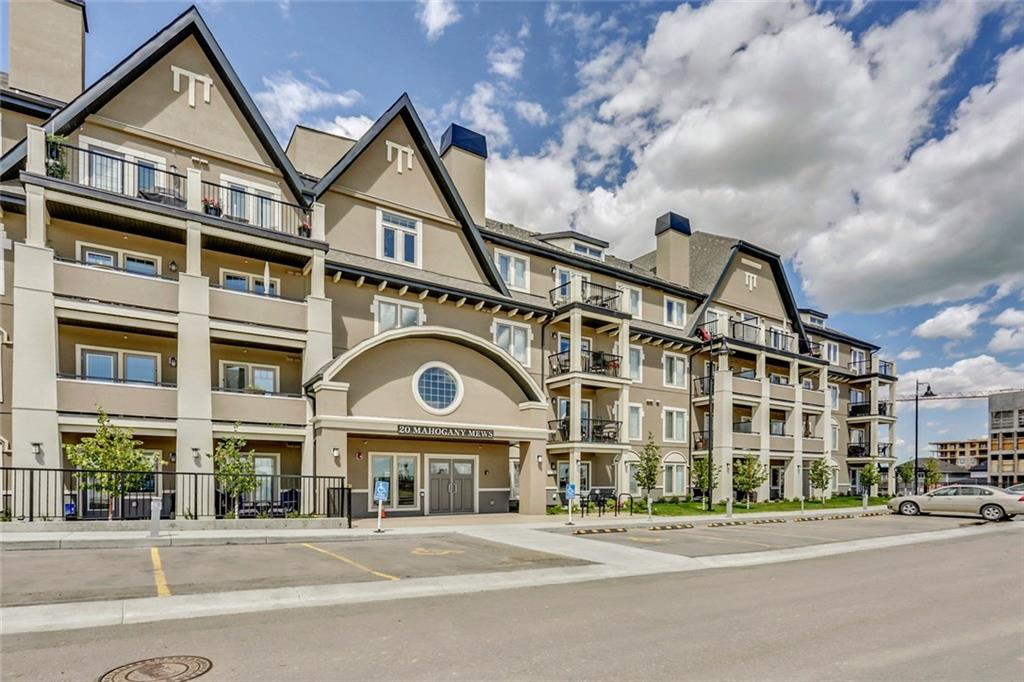 MLS® #C4193988 - #408 20 Mahogany Me Se in Mahogany Calgary, Apartment Open Houses