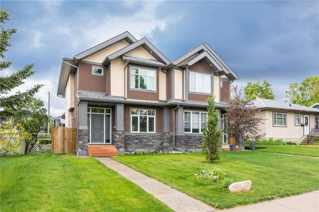 MLS® #C4194037 - 1719 20 AV Nw in Capitol Hill Calgary, Attached Open Houses