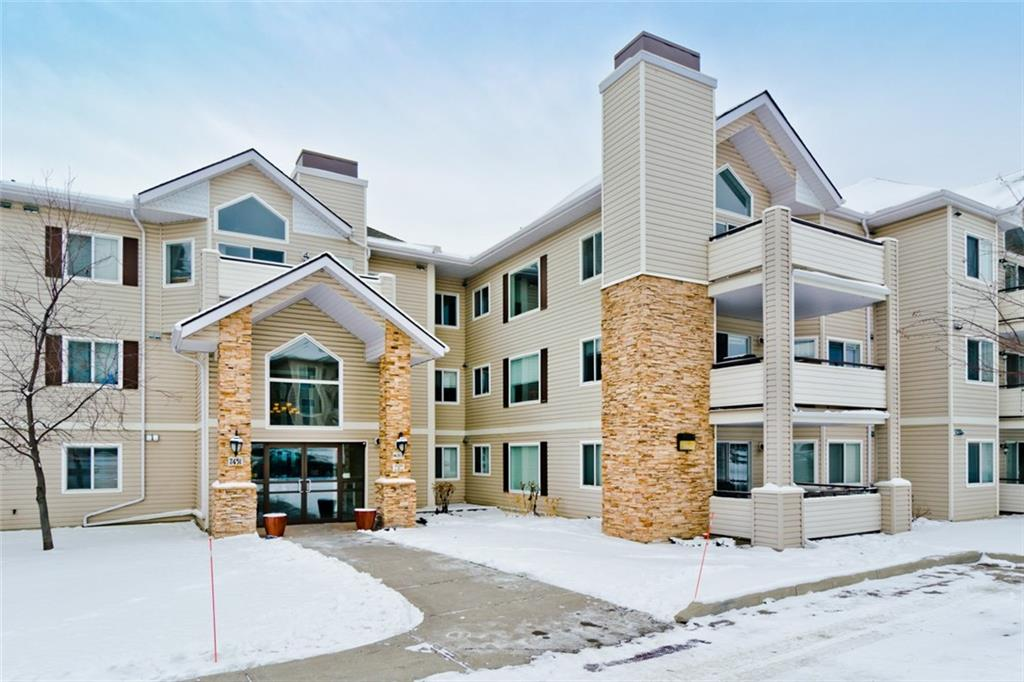 MLS® #C4194070 - #2114 7451 Springbank Bv Sw in Springbank Hill Calgary, Apartment Open Houses