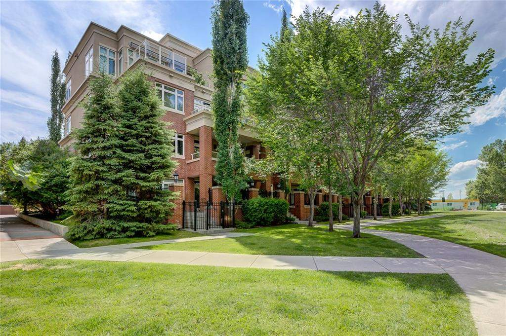 MLS® #C4194462 - #401 680 Princeton WY Sw in Eau Claire Calgary, Apartment Open Houses