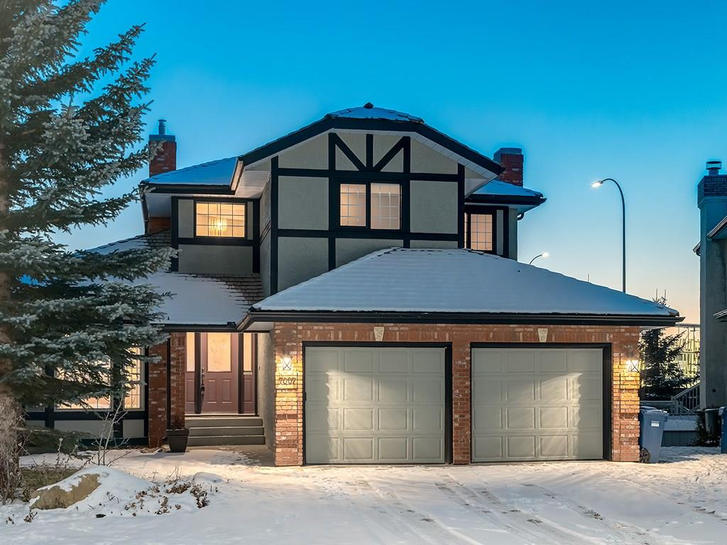 MLS® #C4194512 - 7007 Christie Briar Mr Sw in Christie Park Calgary, Detached Open Houses