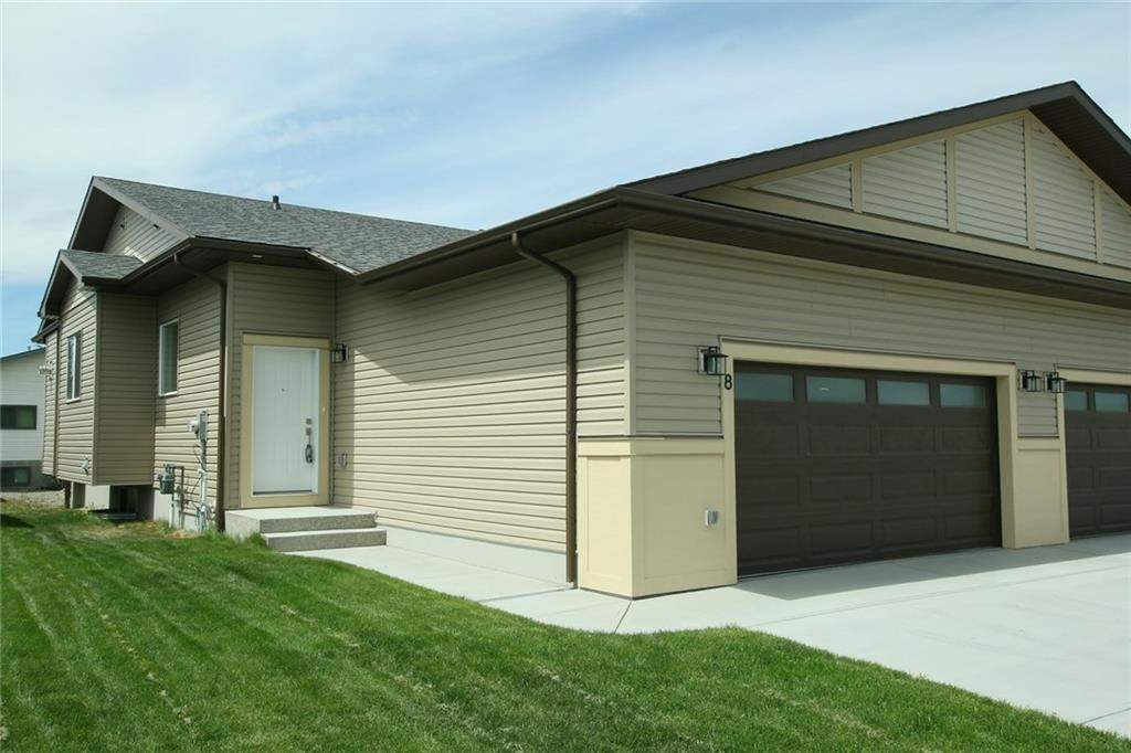 MLS® #C4195230 - 8 West Mcdonald Pl in West Valley Cochrane, Attached Open Houses