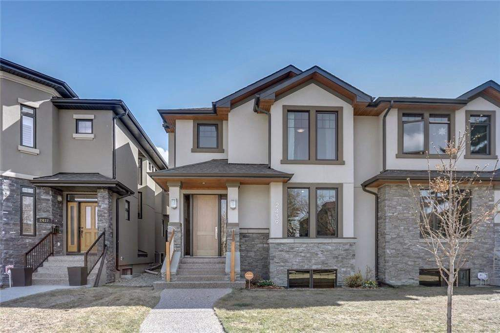 MLS® #C4195449 - 2439 28 AV Sw in Richmond Calgary, Attached Open Houses
