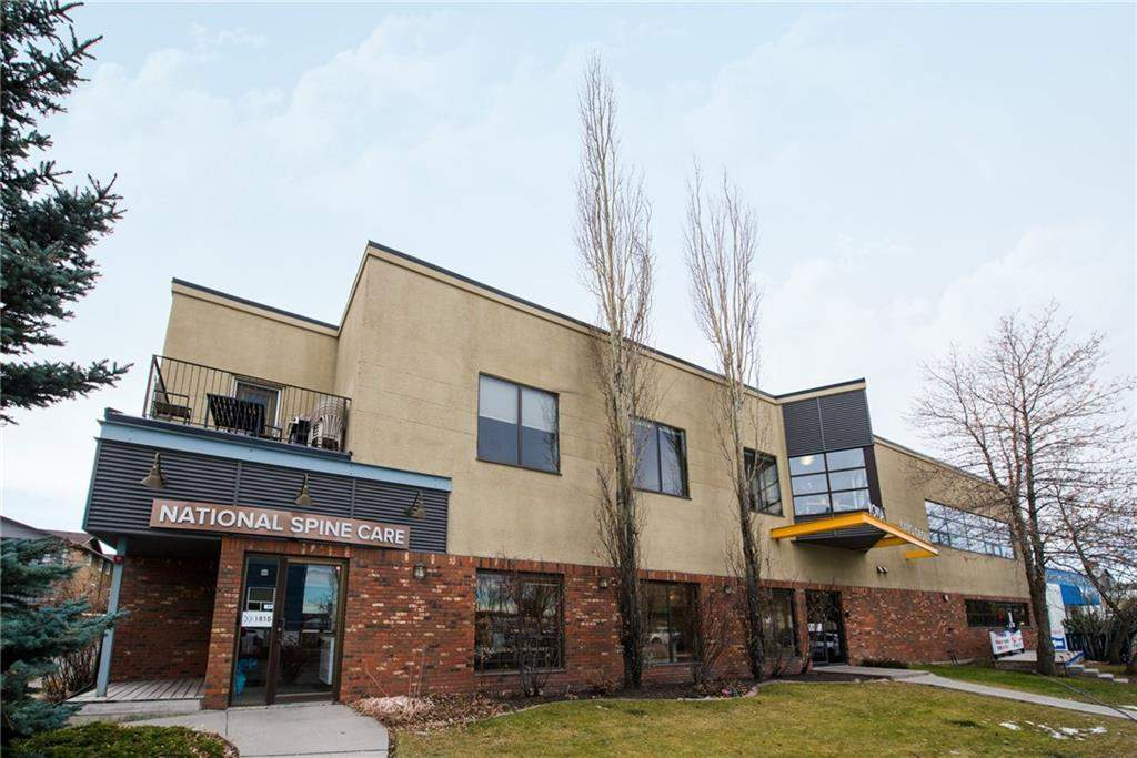 MLS® #C4195531 - 1815 10 AV Sw in Sunalta Calgary, Commercial Open Houses