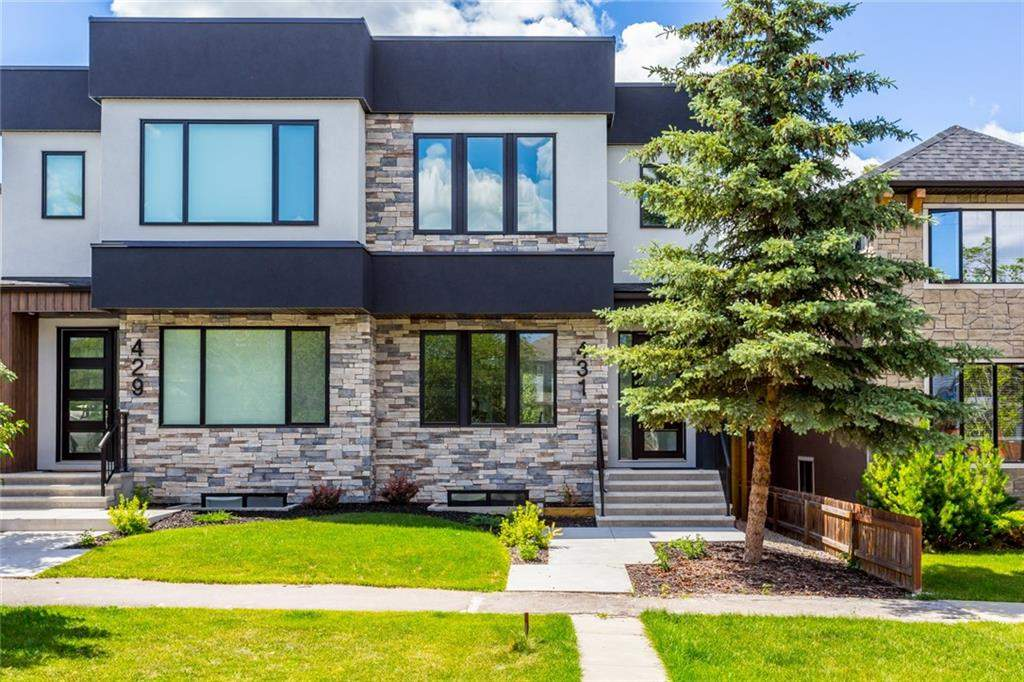 MLS® #C4195541 - 431 7 ST Ne in Bridgeland/Riverside Calgary, Attached Open Houses