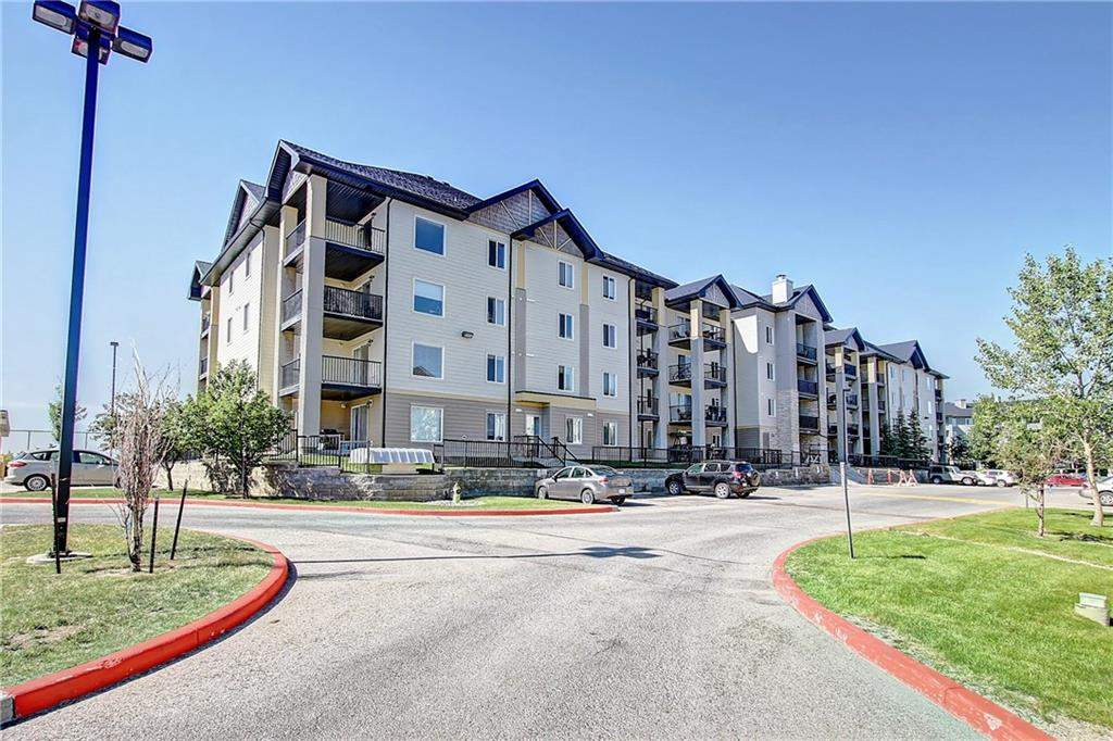 MLS® #C4195694 - #7201 304 Mackenzie WY Sw in Downtown Airdrie, Apartment Open Houses