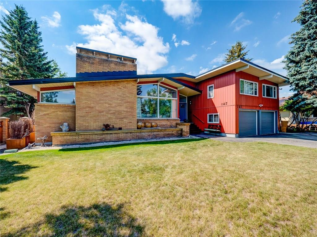 MLS® #C4195719 - 167 Malibou RD Sw in Mayfair Calgary, Detached Open Houses