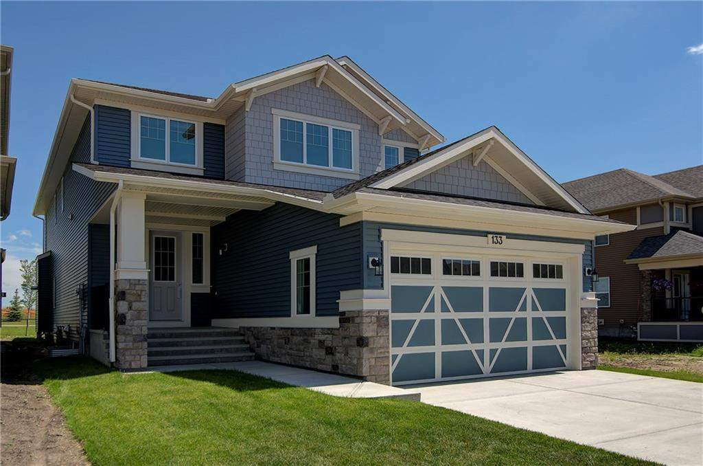 MLS® #C4195733 - 133 Kingsbury CL Se in King's Heights Airdrie, Detached Open Houses