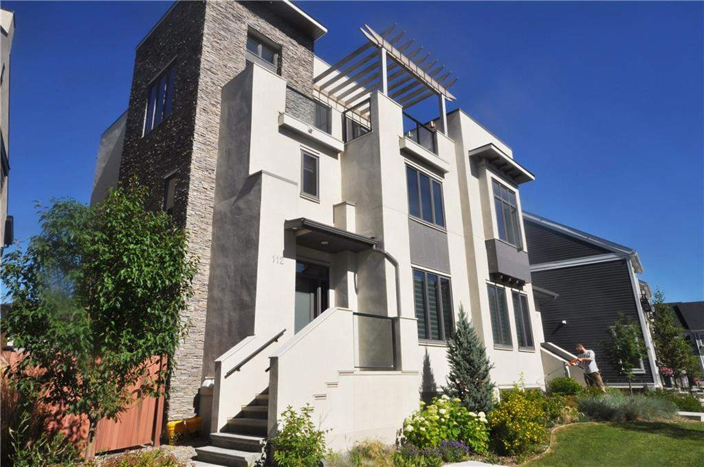 MLS® #C4196025 - 112 Burma Star RD Sw in Currie Barracks Calgary, Attached Open Houses