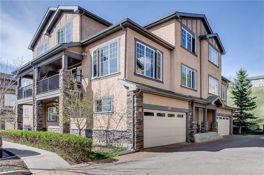 MLS® #C4196159 - #401 10 Discovery Ridge Hl Sw in Discovery Ridge Calgary, Attached Open Houses
