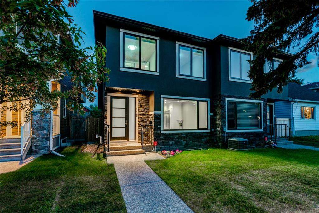 MLS® #C4196349 - 449 26 AV Nw in Mount Pleasant Calgary, Attached Open Houses