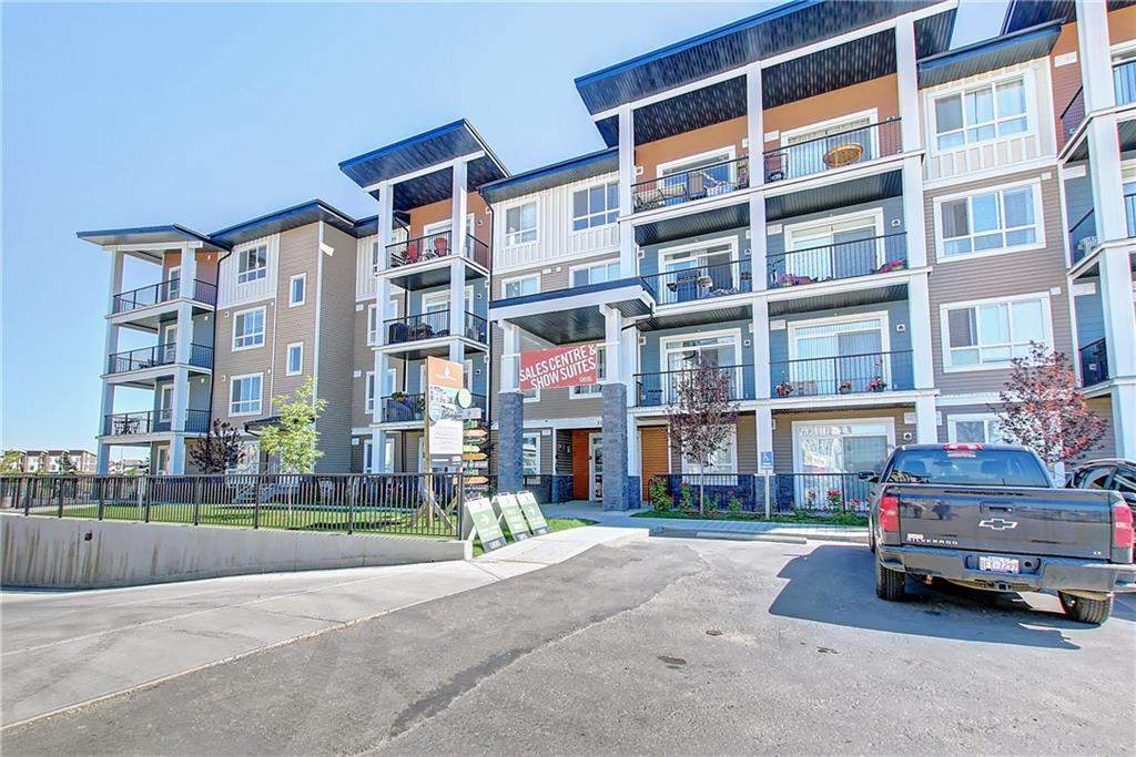 MLS® #C4197005 - #404 10 Walgrove Wk Se in Walden Calgary, Apartment Open Houses
