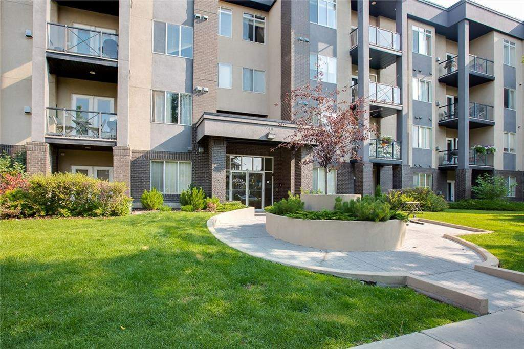 MLS® #C4197244 - #106 910 18 AV Sw in Lower Mount Royal Calgary, Apartment Open Houses