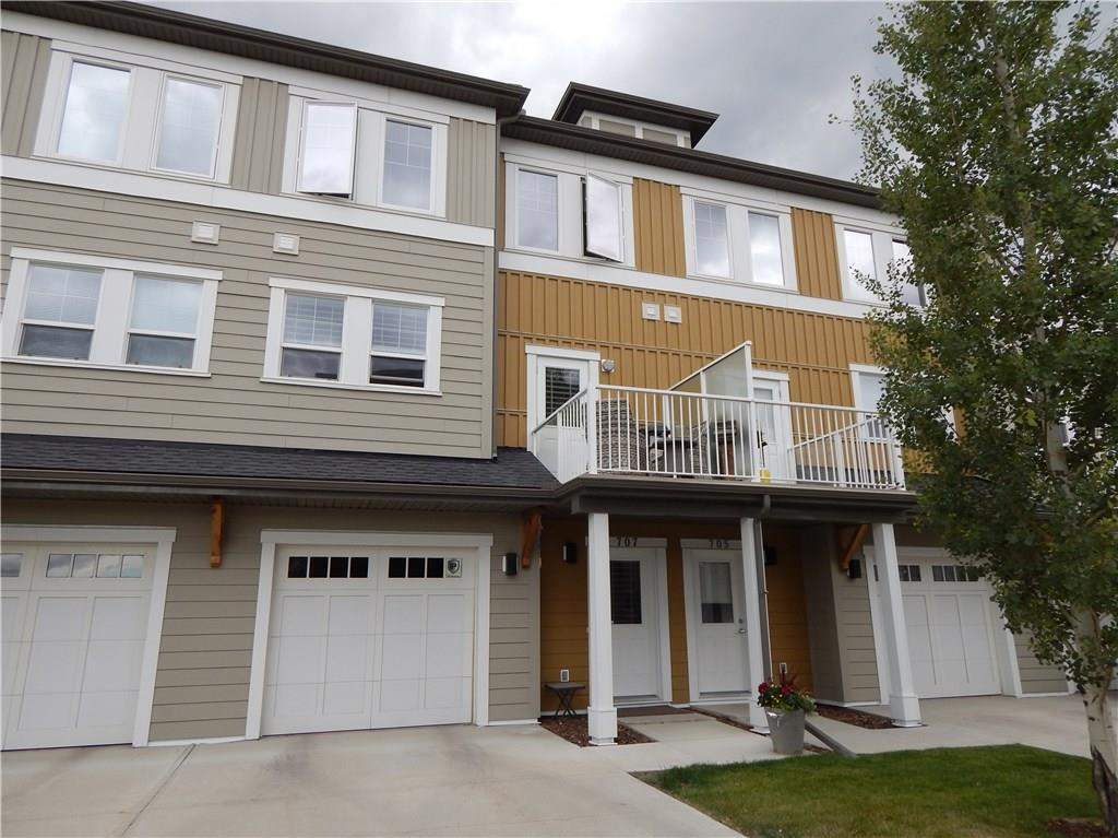 MLS® #C4197715 - 707 Evanston Sq Nw in Evanston Calgary, Attached Open Houses