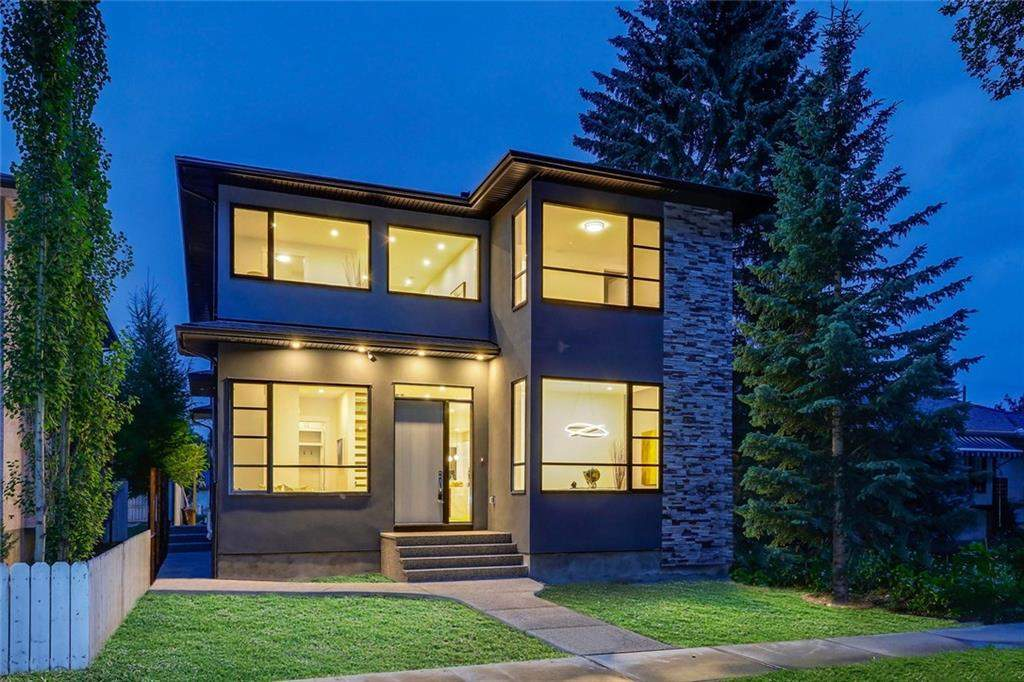 MLS® #C4198706 - 532 19 AV Nw in Mount Pleasant Calgary, Detached Open Houses