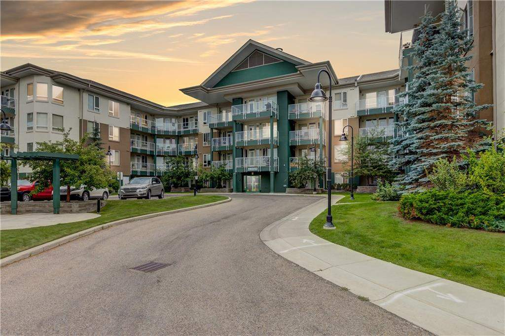 MLS® #C4198982 - #414 3111 34 AV Nw in Varsity Calgary, Apartment Open Houses