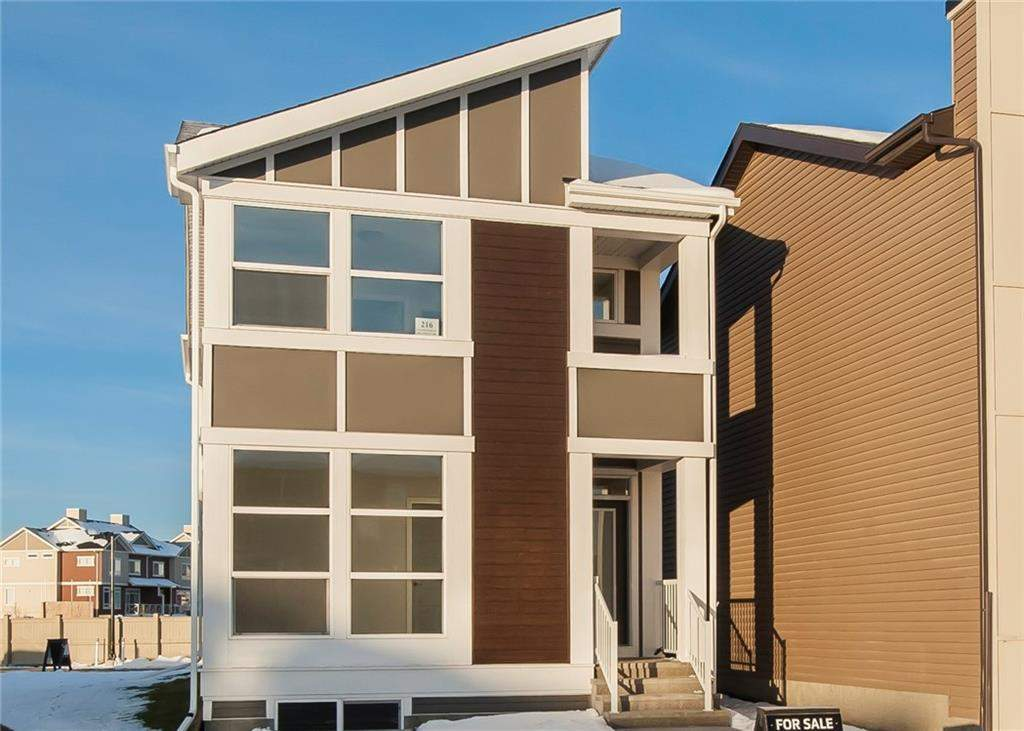MLS® #C4199324 - 216 Cornerstone Ps Ne in Cornerstone Calgary, Detached Open Houses