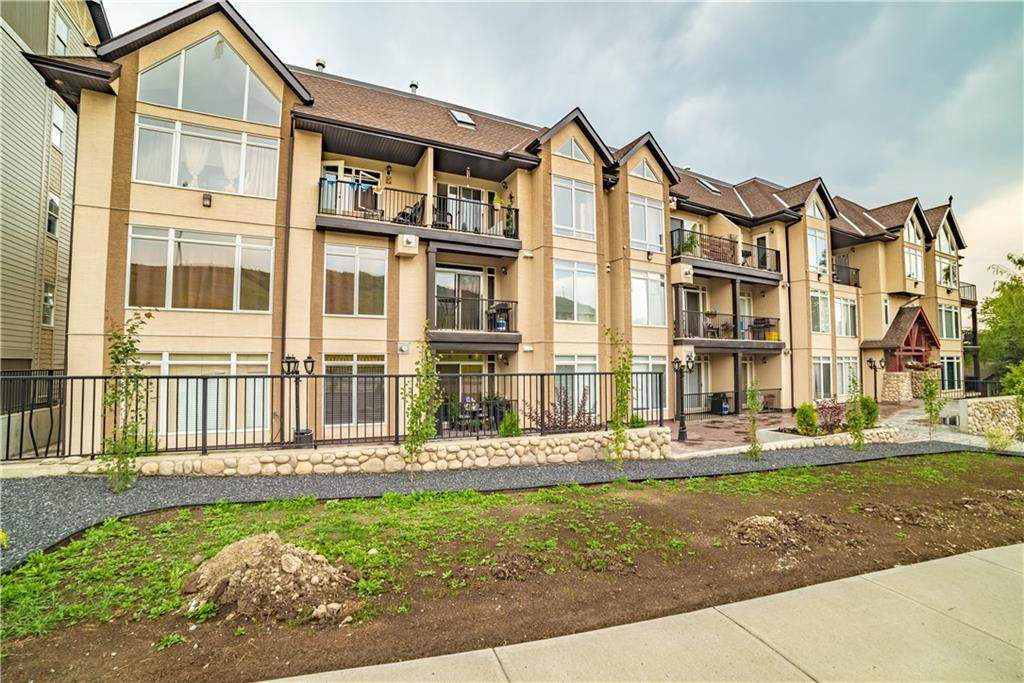 MLS® #C4200987 - #312 141 Mountain St in East End Cochrane, Apartment Open Houses