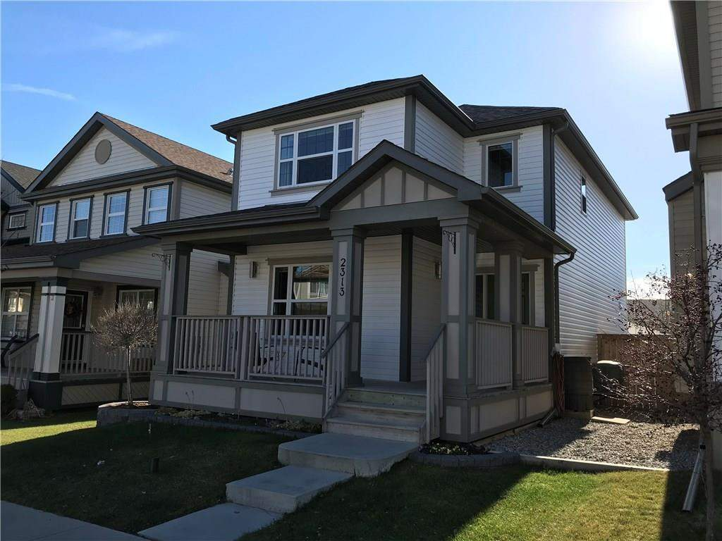 MLS® #C4201205 - 2313 Reunion Ri Nw in Reunion Airdrie, Detached Open Houses