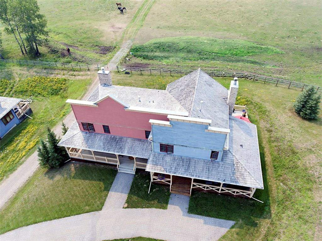 MLS® #C4201606 - 63 Cowboy Tr in Square Butte Rural Foothills M.D., Attached Open Houses