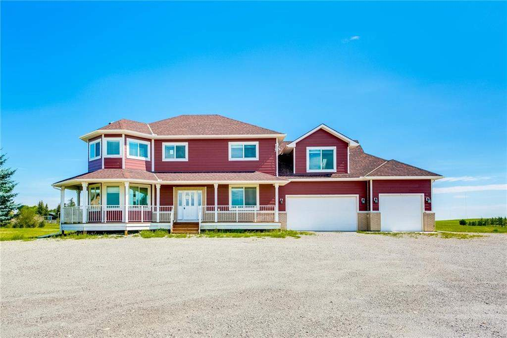 MLS® #C4203268 - 27 Silhouette Wy in None Rural Rocky View County, Detached Open Houses