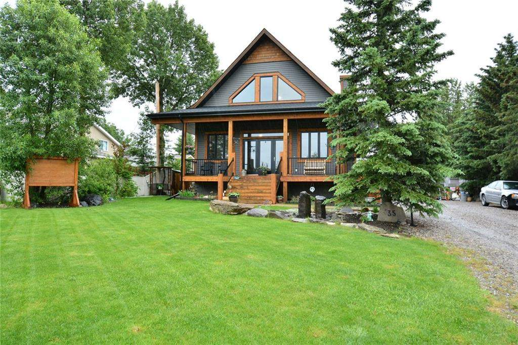 MLS® #C4203757 - 35 Cochrane Lake Tr in Cochrane Lake Rural Rocky View County, Detached Open Houses