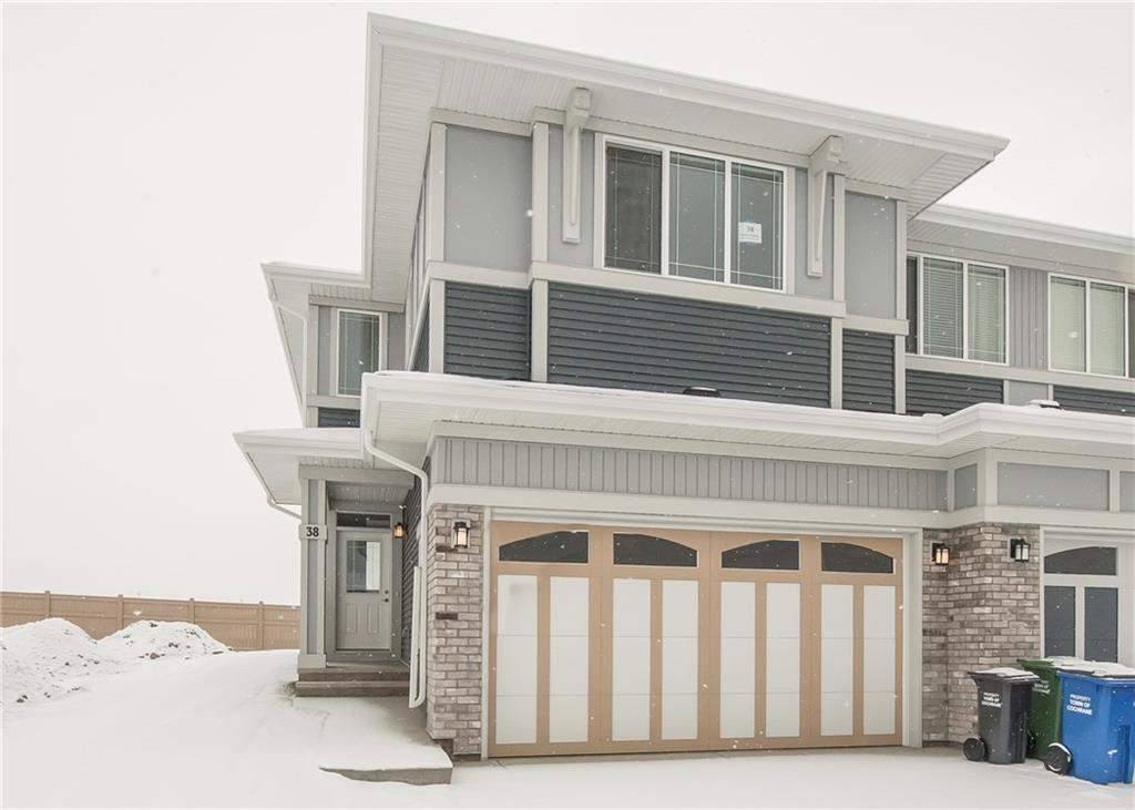 MLS® #C4203833 - 38 Sunrise Ht in Sunset Ridge Cochrane, Attached Open Houses